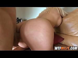 Sexiest MILF gets fucked hard Skyla..