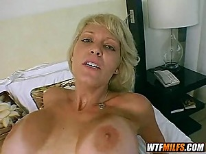 dirty blonde MILF pounded 4 001