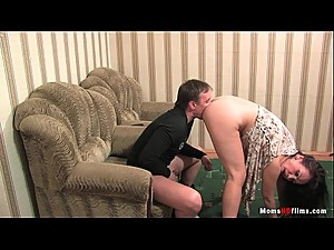 Russian Mature Mom Fucking Crazy with..