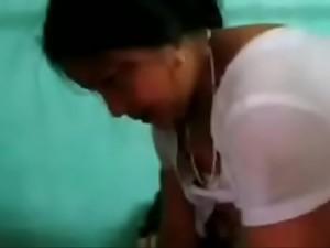 Bangladashi son fuck her old mom