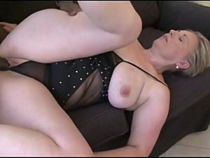 Horny Stepmom Gets What She Deserves..