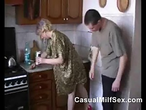 Stepmom from www.CasualMilfSex.com..