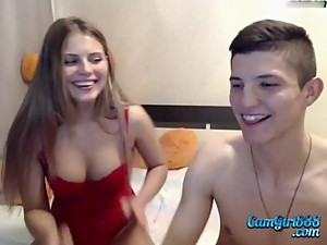 creampiegirls.webcam - amateur couple..