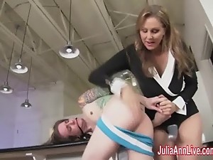 www.xxxfuss.com StepMom Julia Ann Fucks..