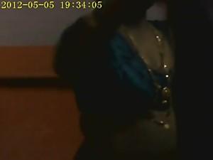 Indian mom bath spycam by son