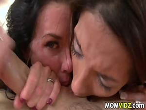 Veronica Avluv caught her stepdaughter..