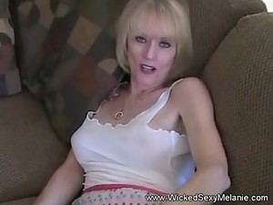 Cum Junkie MILF Slut