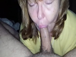 mother draining sons nuts dry