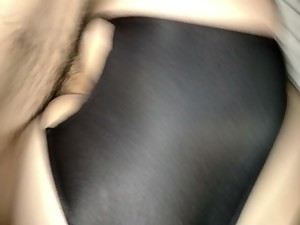 Wife&#039_s pawg jiggly ass horny after..