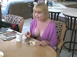 Son force mom blowjob