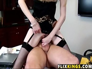 Sexy MILF tax season 1 1 54