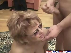 Mature Mom Attack