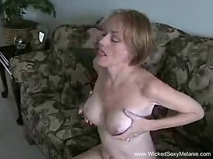 Amazing Amateur GMILF Fucked Good