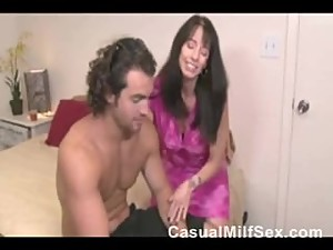 StepMom from CasualMilfSex(dot)com gives..