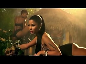 Nicki Minaj - Anaconda Porn Music Video..