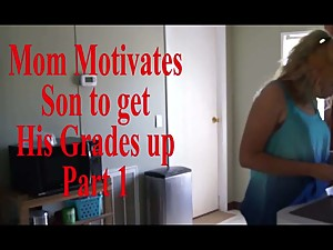 Mom Motivates Son Part 1