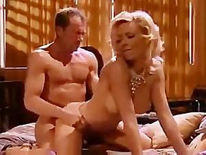 Sexy blonde Holly Sampson banging