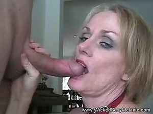 Renna from DATES25.COM - Stepmom blows..
