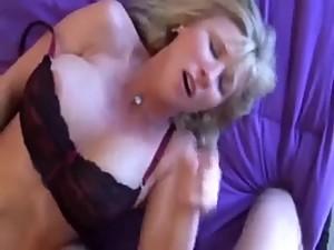POV Son please cum on mammys face - Keri..