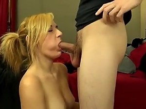 Mom wants Son to Satisfy Her Sexual..