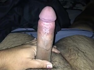 Hard horny young cock